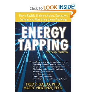 The book 'Energy Tapping' by Dr. Fred Gallo.