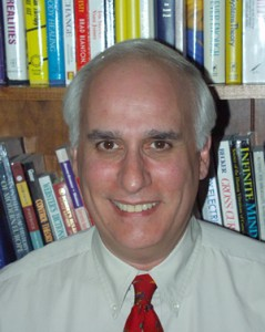 Dr. Fred Gallo has authored several popular books on energy psychology.