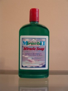 Use this product to make a cheap natural alternative to regular antibacterial soaps. Click on the picture for details.