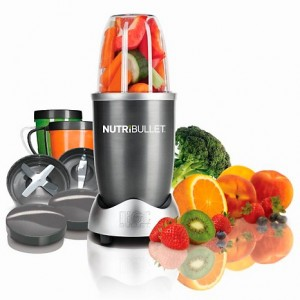 The Nutribullet is a great buy for people looking for a cheap, convenient way to add more plant-based nutrition to their diet. Click the picture for more info. Photo: HSN.com/free use