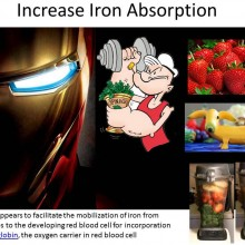 Increase Your Iron Absorption with this Smoothie Recipe (Includes Video)