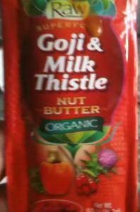 Goji berry milk thistle butter! Click the link to try it.