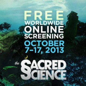 You can watch the film 'The Sacred Science' for free by clicking here.