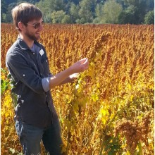 Interview: On Growing Quinoa in America (and Your Backyard!?) with Ian Dixon-McDonald