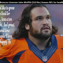 NFL Player Walks Away From Millions, Gives Up Football to Focus On Growing His Own Food