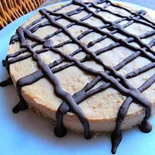 Raw Vegan Cake Dessert Recipe: Peanut Butter Cookie Cake (with Sprouted Chickpeas Too!)