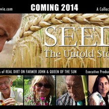 Interview: 'Seed the Untold Story' Directors on New Movie, Marisa Tomei as Executive Producer, Thwarting Monsanto at Your Local Library and More