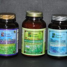 Product Review: A Trio of Uniquely Potent Supplements for Natural Cavity Healing Support