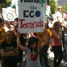 March Against Monsanto 2014 in Pictures- From Ann Arbor, Michigan