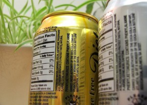 Diet soda has been found to actually contribute to weight gain in many studies.