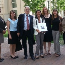 Moms Meet with EPA, Demand Answers Over Monsanto's Roundup Chemical in Breast Milk