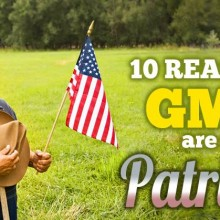10 Documented Reasons GMOs are Anti-American