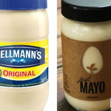 "Hellmann's Smacks Upstart Non-GMO Food Company with a Lawsuit, Claiming Their Product is ""Not Real Mayo"""