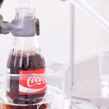 Dutch Man Creates Device That Turns Coca Cola Back Into Pure Drinking Water (with Video)