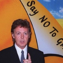 Beatles Icon Paul McCartney Paul McCartney Sets the Record Straight on GMO Labeling!