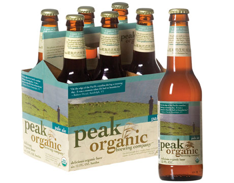 Peak Organic recently became the first non-GMO Verified beer company.