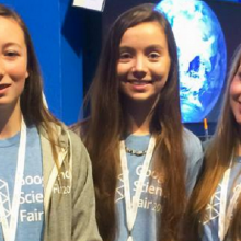 No GMOs Here: These Three Girls Won A Global Science Prize for Boosting Crops Naturally By Up to 70%