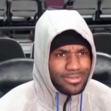 LeBron James Slips Up, Accidentally Reveals His True Feelings for McDonald's (with Video)
