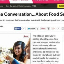 "Seriously!? This Magazine is Now Offering ""Diet Tips"" from Monsanto to its 1.6 Million Readers"