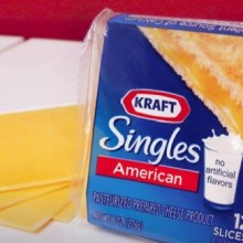 "Processed Cheese Product the First ""Kids Eat Right"" Pick by American Nutritionists"