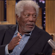 Concerned About Mass Die-Offs, Morgan Freeman Converted His 124-Acre Ranch Into a Bee Sanctuary (with Video)