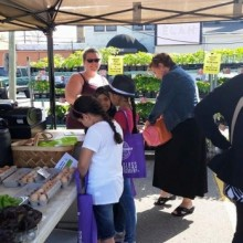 Local Farmer's Market Comes Up With Clever Little Way to Get Kids to Try New Veggies