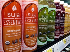 Suja Organic juice is no longer independent after a major deal was announced. PHOTO: Flickr/ Mike Mozart Royalty Free