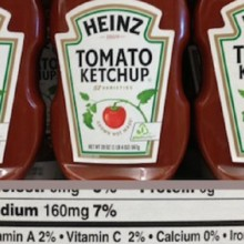 Heinz Ketchup isn't even a ketchup anymore, government health body rules