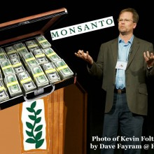 Monsanto's Monopoly on Agricultural Research by Big Universities