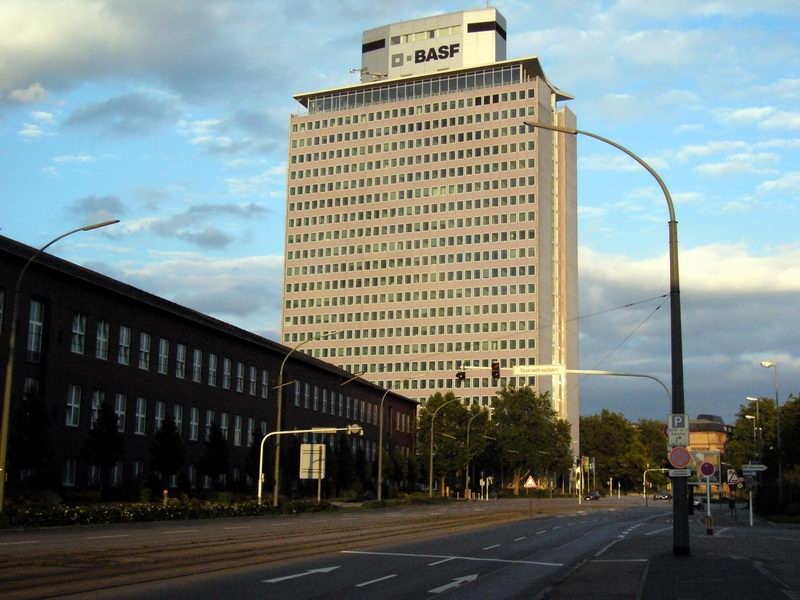 A BASF building in Germany. Photo: Wikipedia Commons