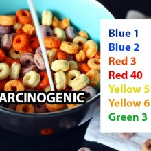 The Rainbow You Should Never Eat! THESE Artificial Colors Can Raise Your Cancer Risk…