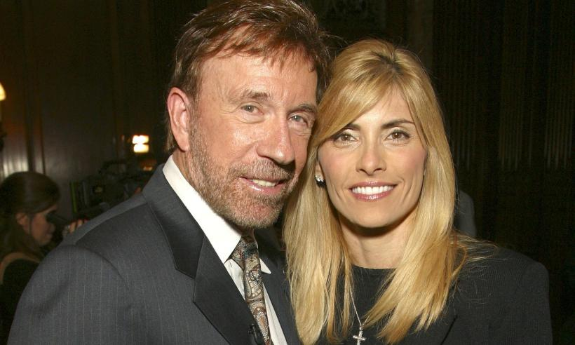 """""""I saw death in her eyes"""" - Chuck Norris Warns about A ..."""