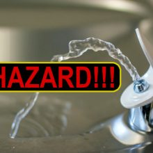 "Warning! Drinking Fountains May Contain Over 80x ""Safe"" Limit of  Lead. How to Protect Yourself…"