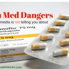The Dangerous Truth About Flu Meds That's Being Hidden From You (Responsible for Deaths, Suicides, and Countless Psychiatric Episodes)