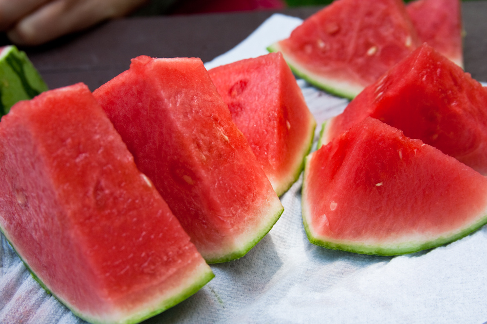 seedless watermelon gmo