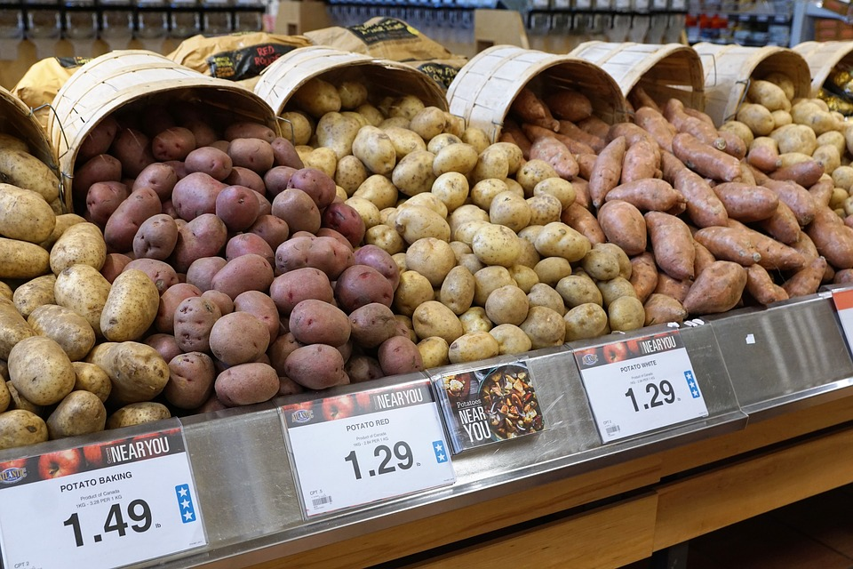 gmo potato types