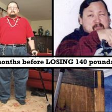 Disabled Gulf War Veteran Proved His Doctors Wrong. You Won't Recognize Him After His Transformation. (Here's What He Did)