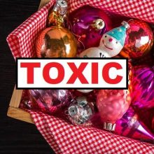 The Top Six Most Toxic Holiday Decorations to Keep Away From Kids and Pets At All Costs This Year