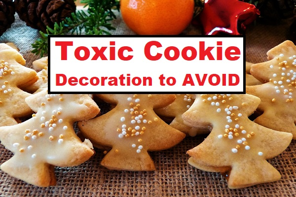 Fda Warns Popular Christmas Cookie Decoration Is Inedible Contains