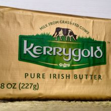 Banned Kerrygold Irish Butter Back on Shelves in America's Second Biggest Dairy State