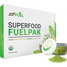 Product Review: 6 SuperFoods in the New JoyFuel SuperFood FuelPak