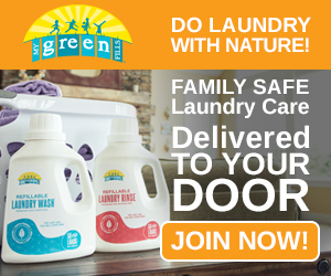 my green fills natural laundry detergent delivery
