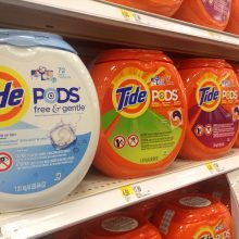 New Lab Test Finds Tide Laundry Pods Contain 700+ Toxic Chemicals; Reasons to Switch to Natural Detergents!