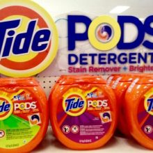 Six Toxic Chemicals in Detergent Brands You Should Never Allow in Your Home