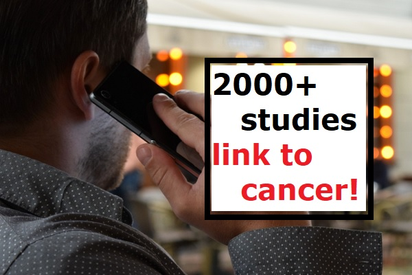 cellphone cancer link