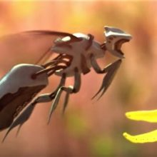 Wal-Mart Corporation Files Patent for Robot Bees to Pollinate Crops