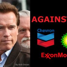 Former Gov. Arnold Schwarzenegger Wants to Sue the World's Biggest Oil Companies for 'First Degree Murder'