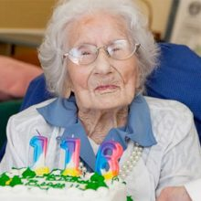 Centenarians from around the world share one keystone tip each for a long and prosperous life