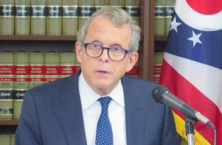mike dewine sues monsanto gmos