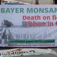 Eight Reasons Why Every Human Being With a Conscience Should Boycott Monsanto-Bayer